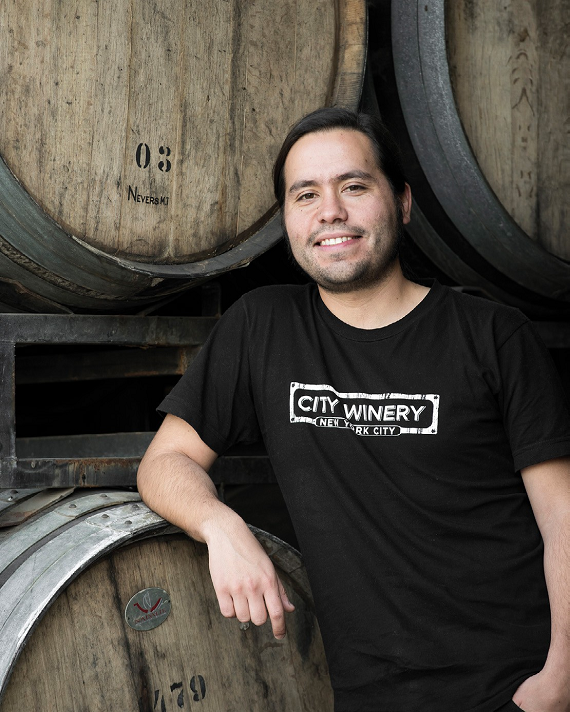 Meet Cristian Carrasco, The Vistamar Winemaker