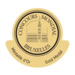 Concours Mondial de Bruxelles  Award: Oro Vintage: 2010